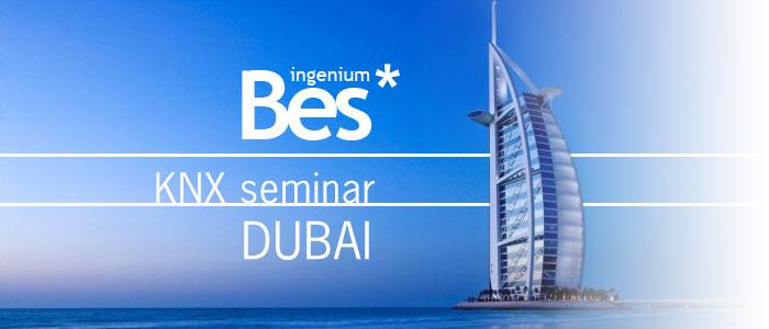 Bes KNX seminar DUBAI